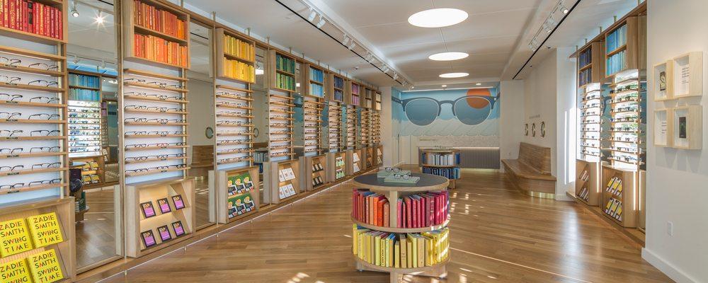 Warby Parker: 1911 Fourth St, Berkeley, CA