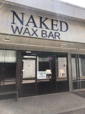 NAKED WAX BAR