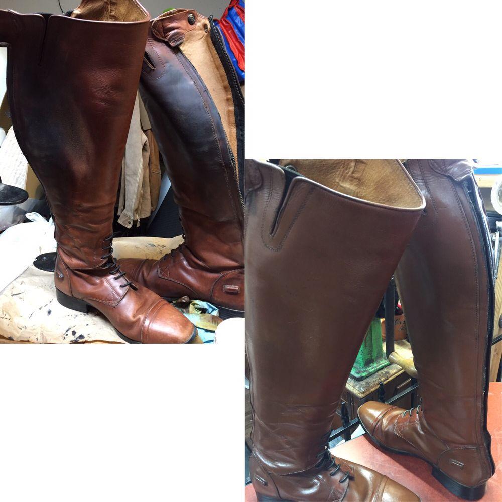 The Leatherman Shoe & Leather Repair: 216 Atlanta Rd, Cumming, GA