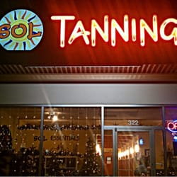 Sol tanning sehome village spray tan 322 36th st for 360 tanning salon