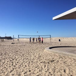 Photo Of Ocean Beach Volleyball Courts San Go Ca United States The