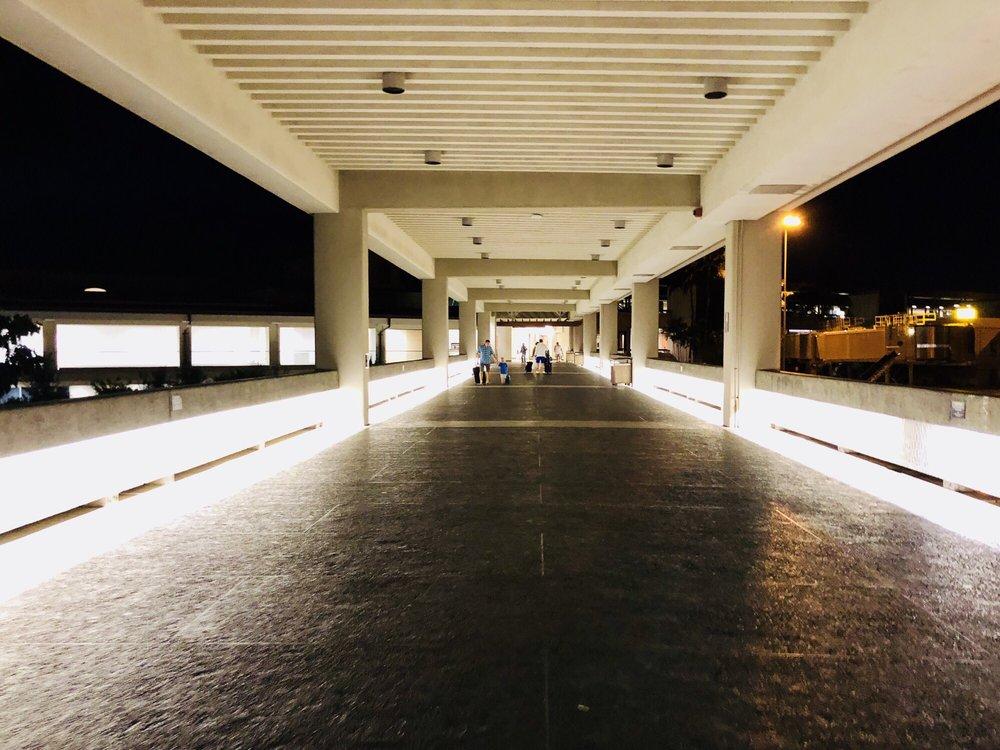 Daniel K Inouye International Airport - Main Terminal