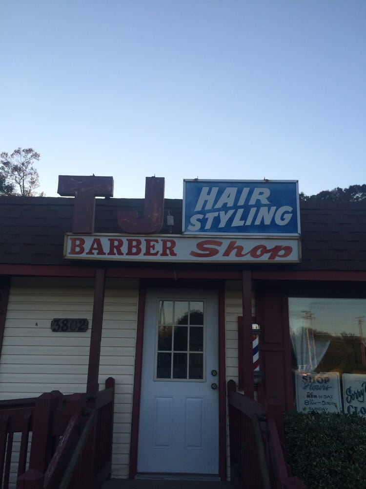 Tj Barber Shop & Hair Styling: 3802 Bayshore Rd, Cape May, NJ