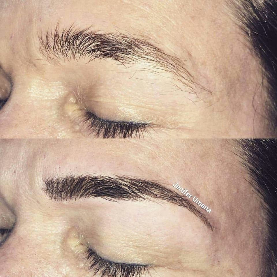 3 D Micro Blading Eyebrows Perfect Yelp