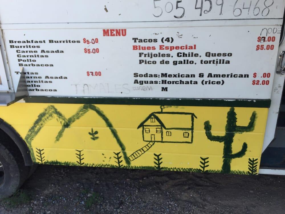 Tacos Al Pastor Food Truck: 2613 7th St, Las Vegas, NM