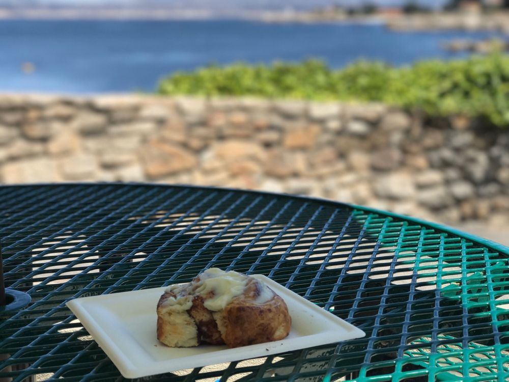 Lover's Point Beach Cafe: 620 Ocean View Blvd, Pacific Grove, CA