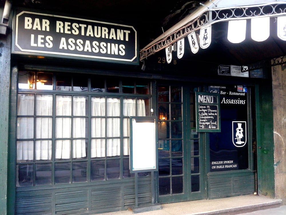 3b54a7bab13e Photos for Les Assassins - Yelp