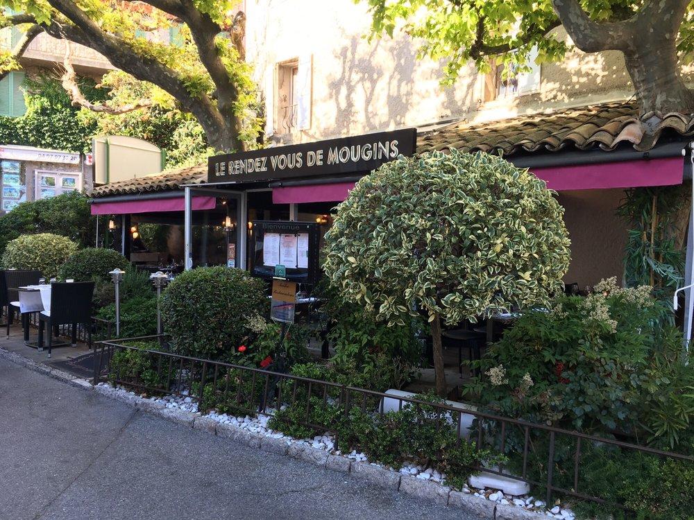 Restaurant Le Rendez Vous: 84 place du Commandant Lamy, Mougins, 06