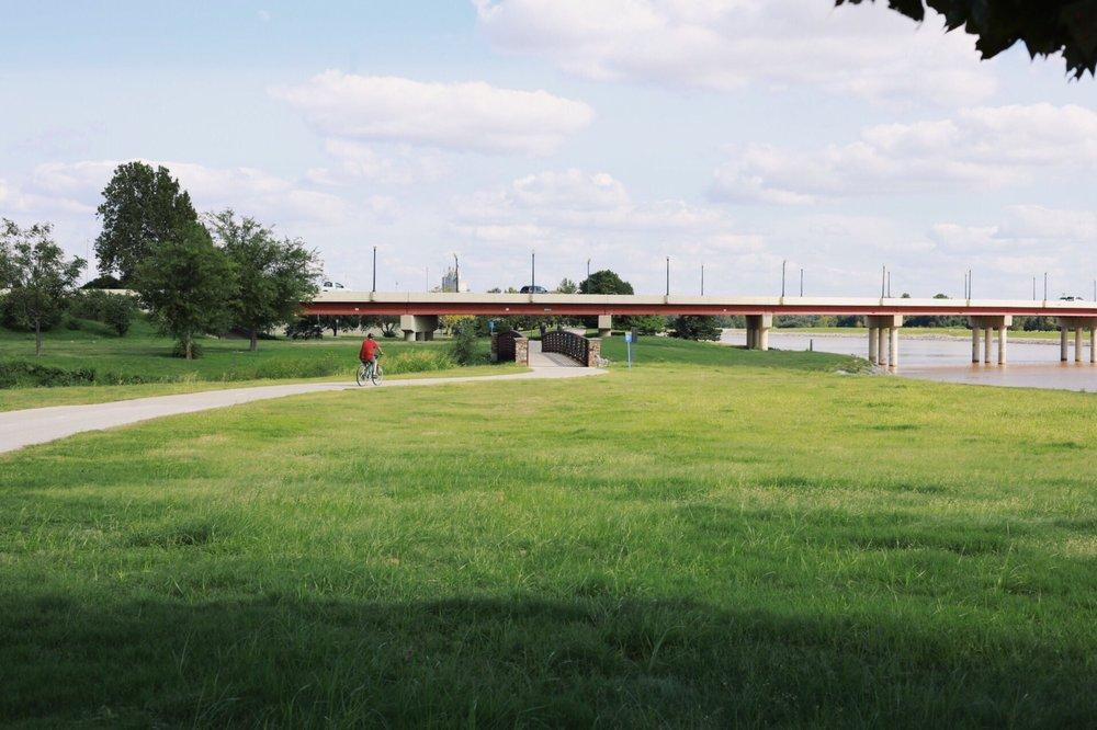 Oklahoma River Trails