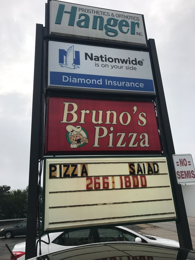 Bruno's Pizza: 2605 Sunset Blvd, Steubenville, OH