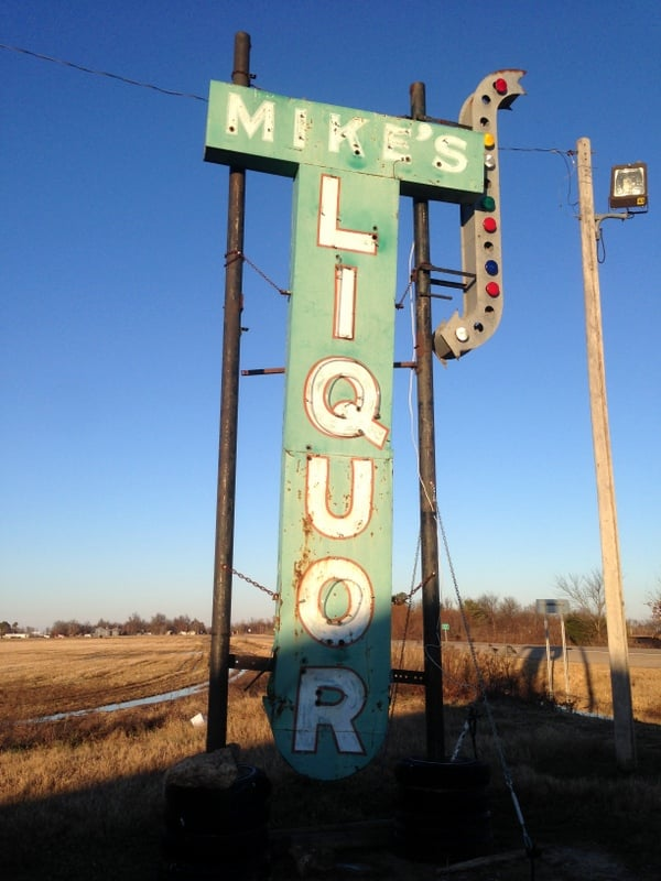 Mike's Liquor Store: 22419 Highway 67 N, Swifton, AR