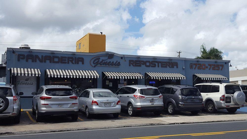 Panadería Genesis: Av. Esmeralda 56, Guaynabo, PR