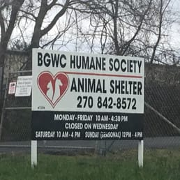 Humane Society Animal Shelter Animal Shelters 1925 Old Louisville Rd Bowling Green Ky
