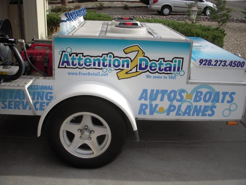 Attention 2 Detail: 7402 E Palo Verde St, Prescott Valley, AZ