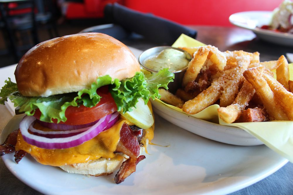 Kenny's Burger Joint - Plano: 5809 Preston Rd, Plano, TX