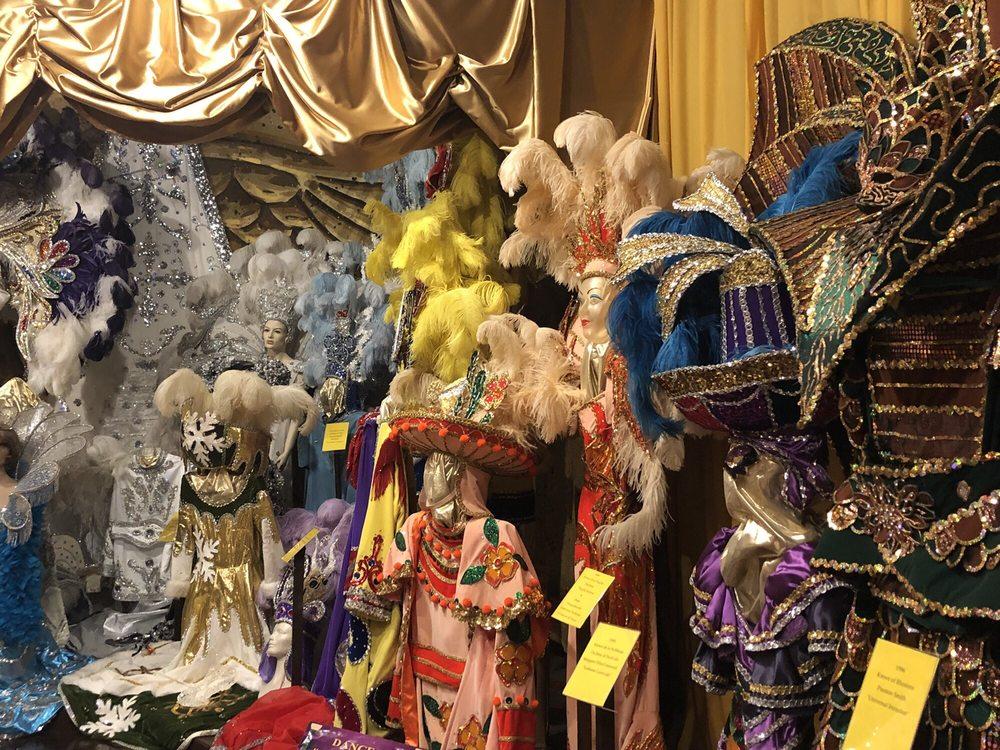 Social Spots from Mardi Gras Museum