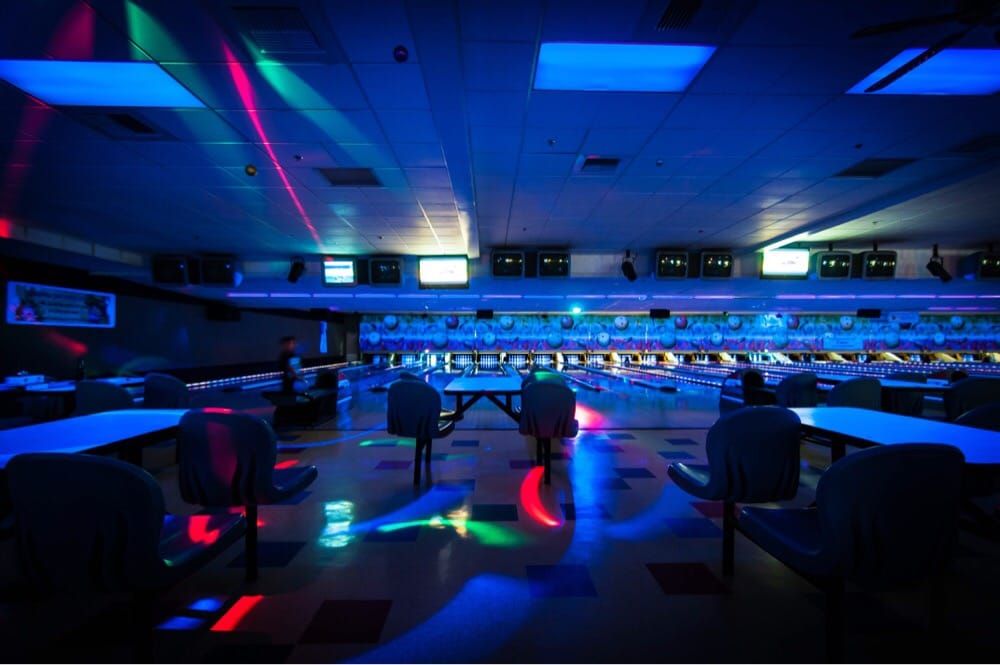 Action Lanes Bowling Center
