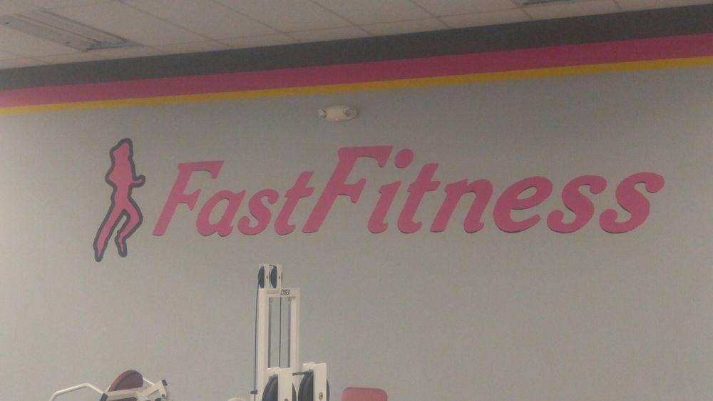 Fast Fitness For Women: 627 West Ave, Medina, NY
