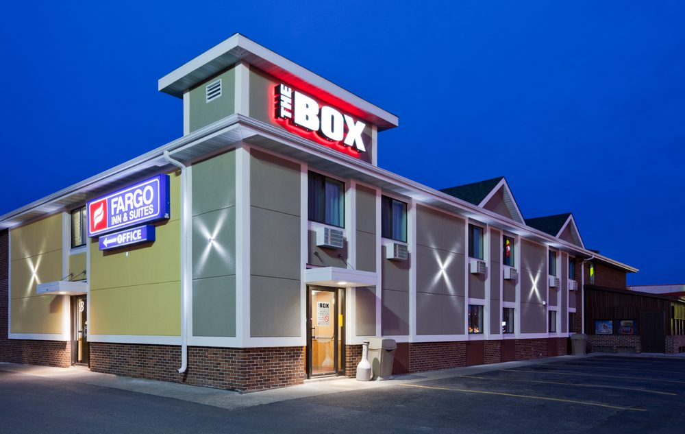 The Box: 1025 38th St S, Fargo, ND