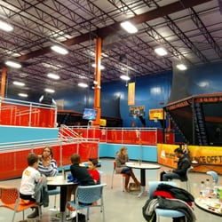 how to start a trampoline park business uk