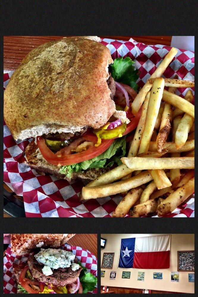 Ricky's Thick & Juicy Burgers: 4539 Garth Rd, Baytown, TX