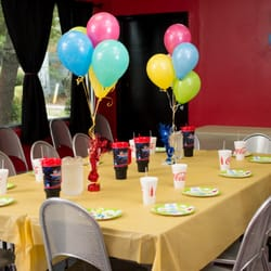 Birthday Party Room at Broadway Grand…