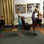 Are Contortion training at home