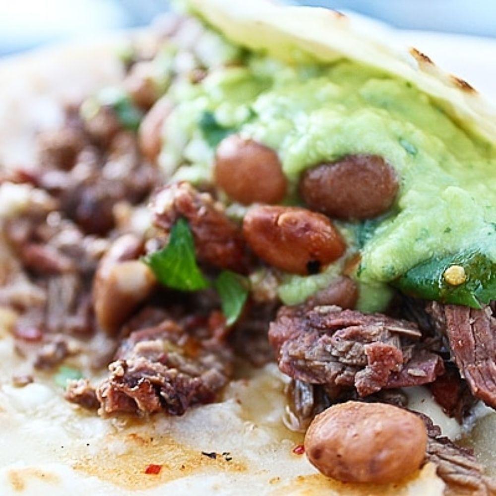 Tacos Perrones: 1616 W Baseline St, San Bernardino, CA