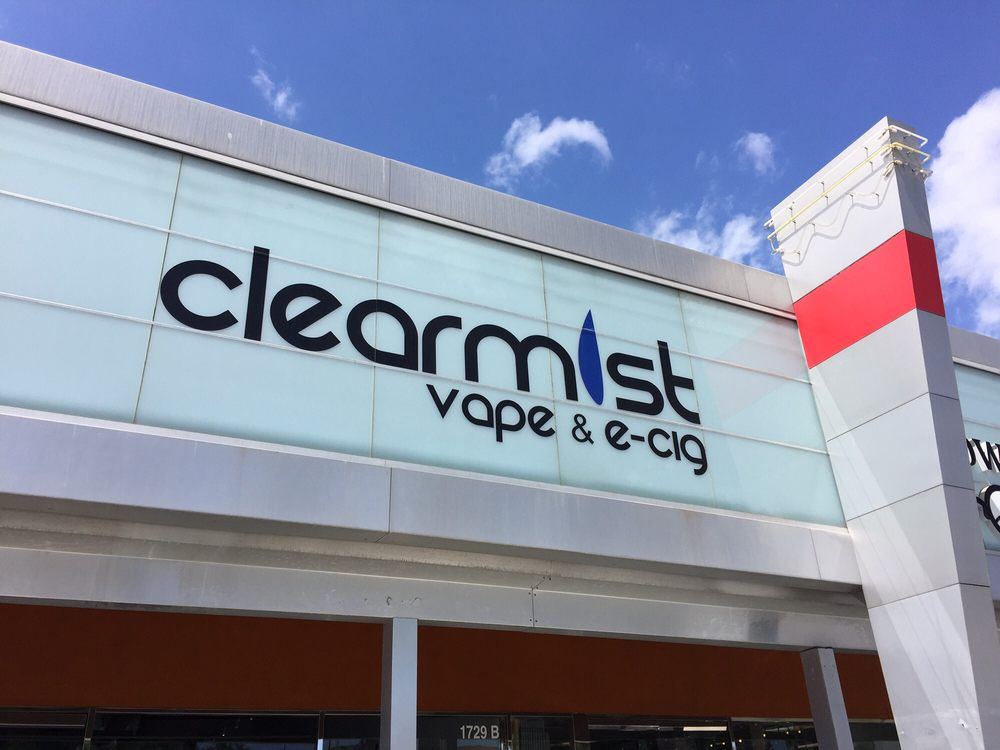 Clearmist Vape & E-Cig