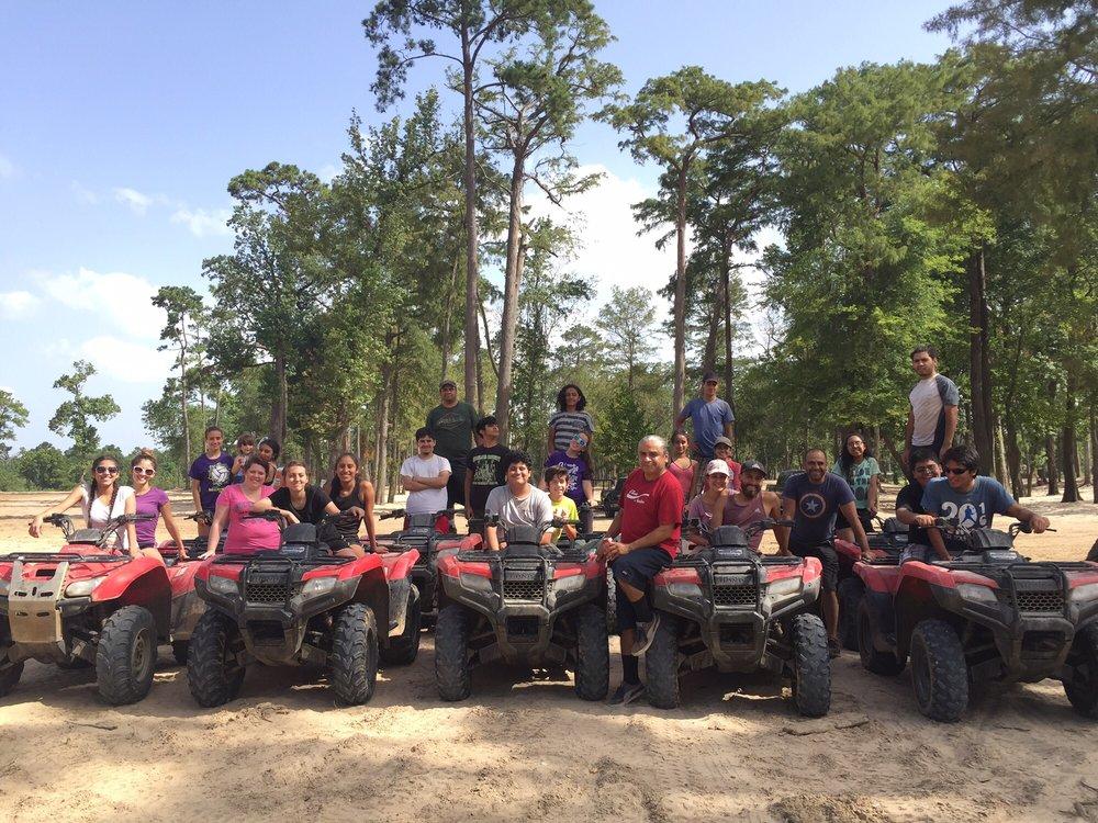 Atv 4x4 Adventure Rentals: 11065 Aldine Westfield Rd, Houston, TX