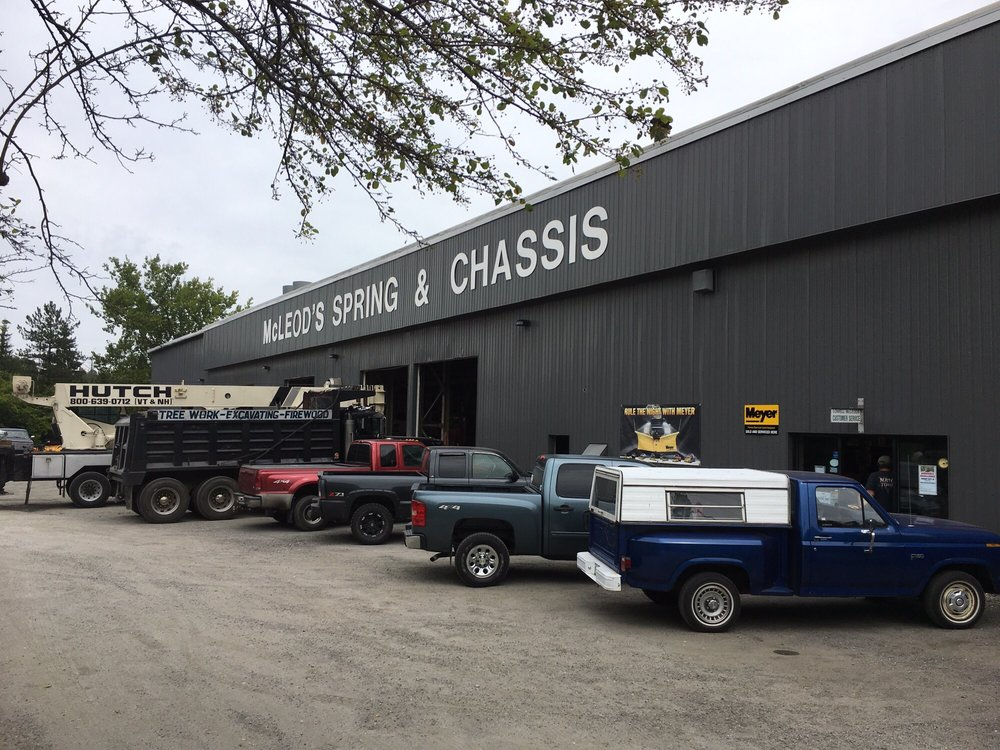 McLeod's Spring & Chassis: 32 Blackwell St, Barre, VT
