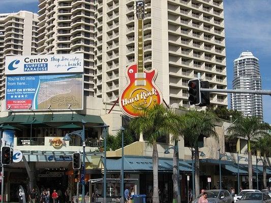 Hard Rock Cafe Careers Australia