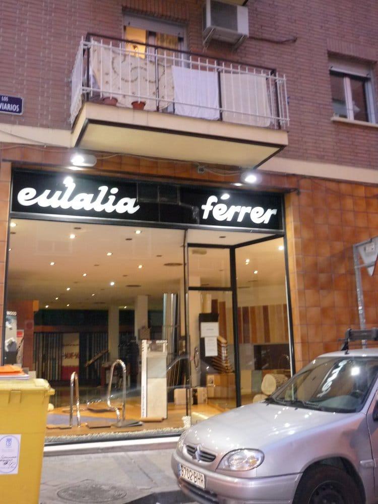 Eulalia ferrer cerrado dise o de interiores calle de for Diseno de interiores espana