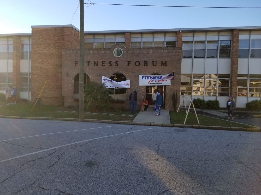 Fitness Forum: 120 E Elm St, Florence, SC
