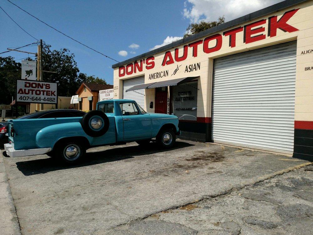 Don's Autotek Inc
