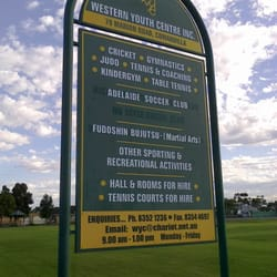 Western Youth Centre - Sports & Leisure - 79 Marion Rd, Mile