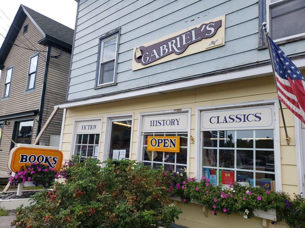 Gabriel's Books: 13 Moosehead Lake Rd, Greenville, ME