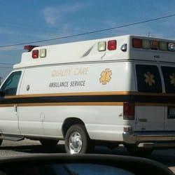 Quality Care Ambulance Service - Medical Transportation - 10910 ...