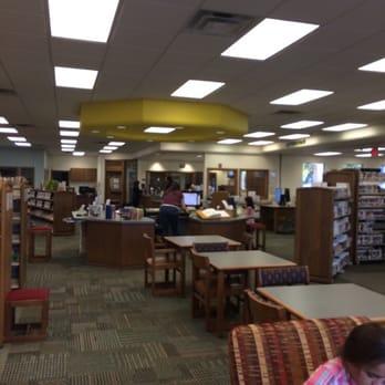 Austin Reserve Library Room