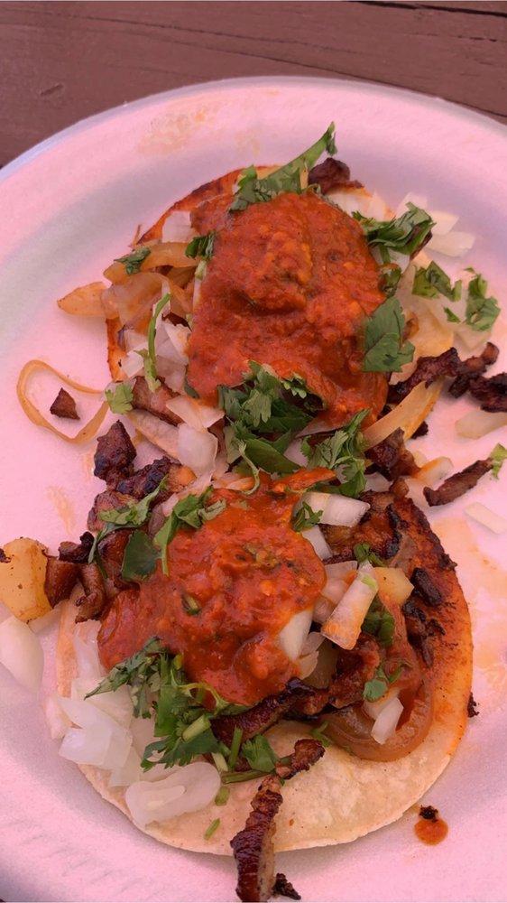 Las Ale's Mexican Grill Deli: 11250 Viejo Camino, Atascadero, CA