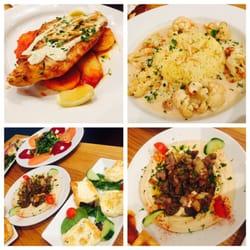 Zaytoon Mediterranean Restaurant Bar