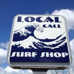 Local Call Surf Shop Oak Island Nc
