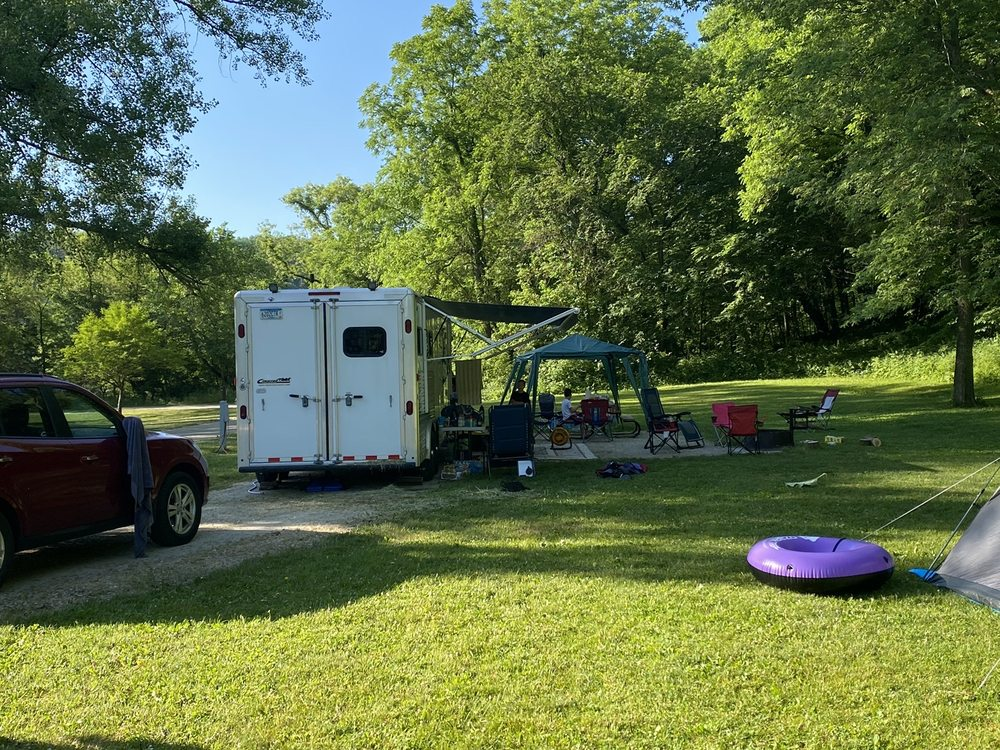 Volga River Recreation Area: 10225 Ivy Rd, Fayette, IA