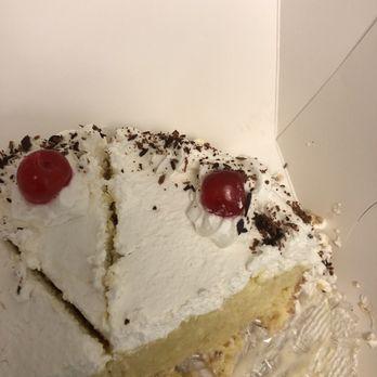 Circo Pastry Shop Cake Prices