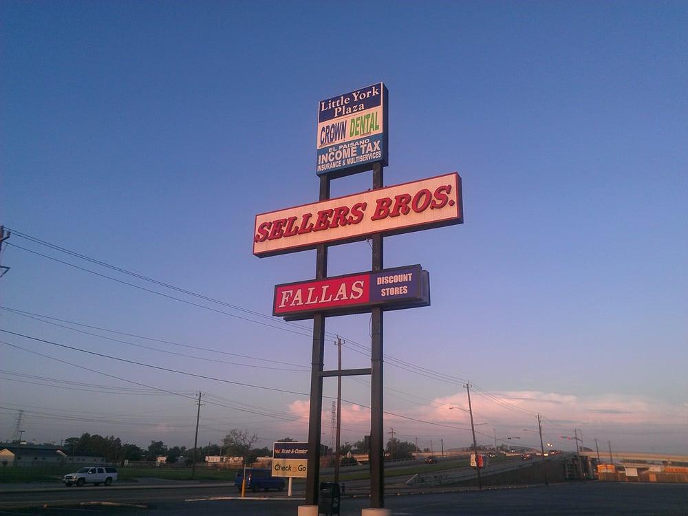 Sellers Brothers Food Market Houston Tx