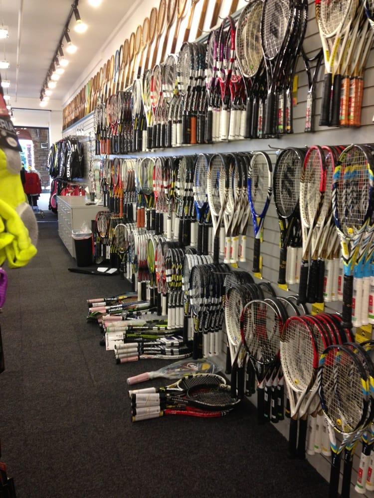 Michael Lynne's Tennis Shop