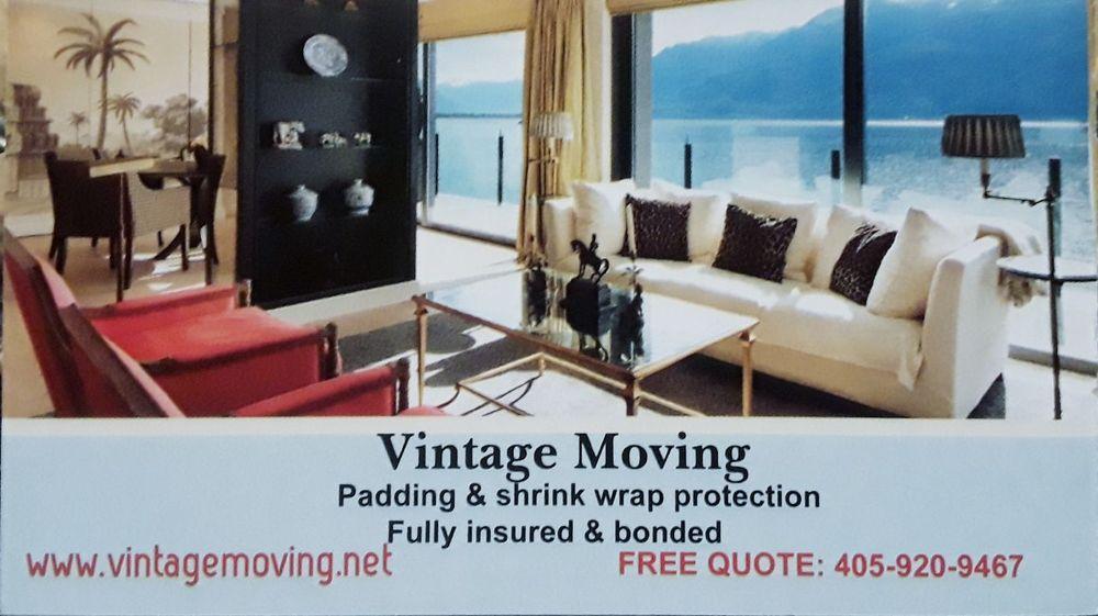 Vintage Moving