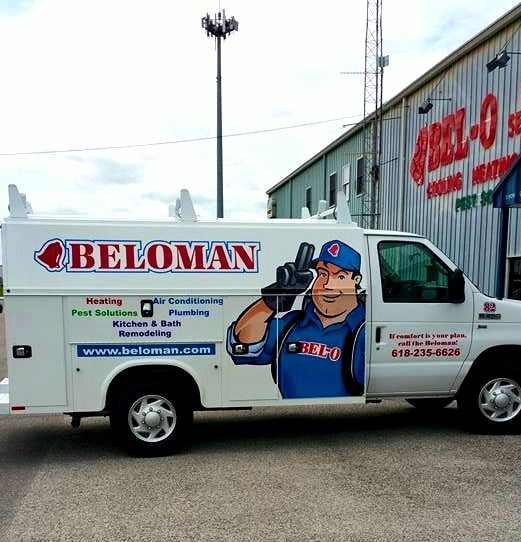 Beloman: 5909 Cool Sports Rd, Belleville, IL