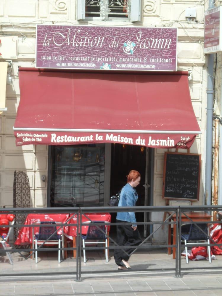 la maison du jasmin ristoranti 12 rue jules ferry montpellier francia ristorante. Black Bedroom Furniture Sets. Home Design Ideas