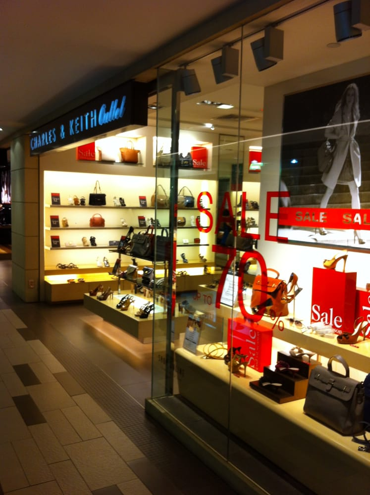 Charles & Keith Factory Outlet